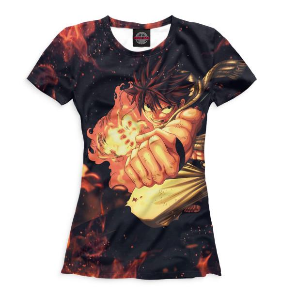 Купить Женская футболка Fairy Tail ANI-881506-fut-1