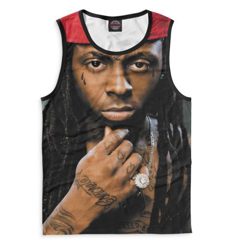 Мужская майка Lil Wayne
