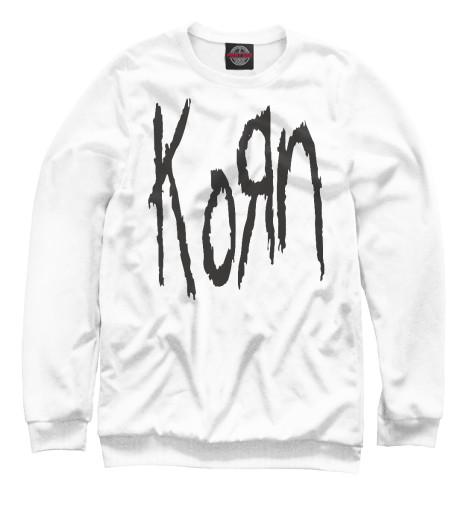 Мужской свитшот KoRn Logo