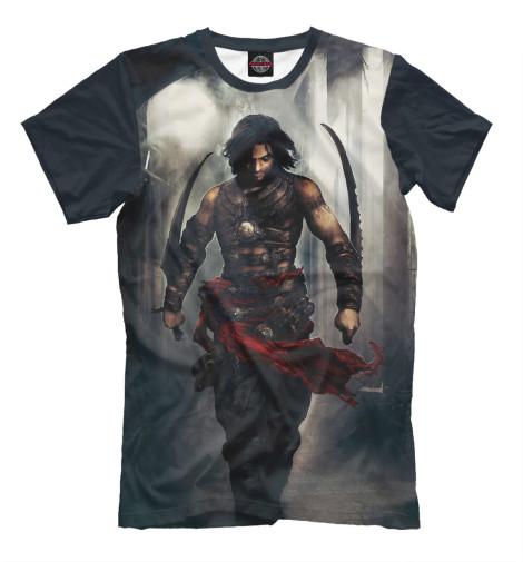 Футболка Print Bar Prince of Persia: Warrior Within sebastian darke prince of fools