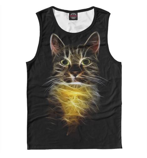 Майка Print Bar Волшебный кот волшебный мир бибабо кот
