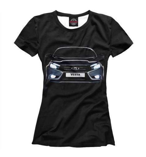Женская футболка Vesta