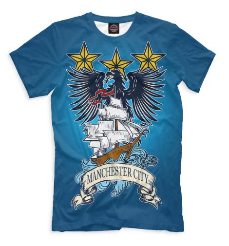 Купить Мужская футболка Manchester City MNC-608031-fut-2
