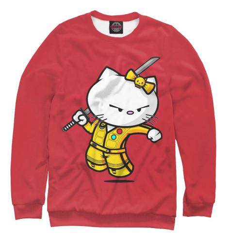 Свитшот Print Bar Hello Kitty набор карандашей hello kitty 36 hb