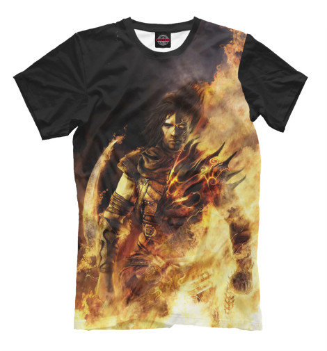 Футболка Print Bar Prince of Persia: The Two Thrones the prince the cook