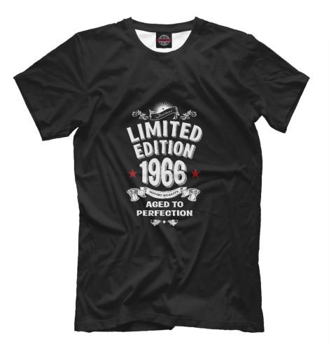 Футболка Print Bar Превосходный возраст-1966 футболка print bar мужик 1966