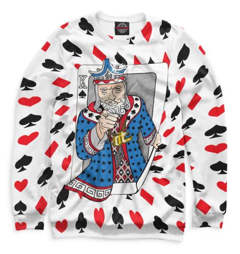 Мужской свитшот Покер