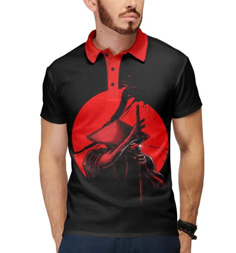 Купить Мужское поло Сила самурая EDI-453249-pol-2