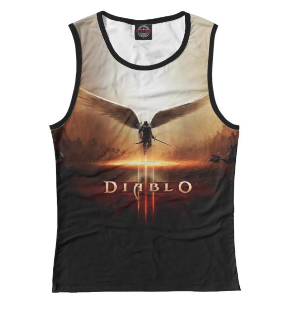 Купить Женская майка Diablo 3 DIO-939560-may-1