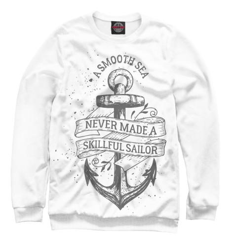 Свитшот Print Bar Гладкое море футболка print bar гладкое море