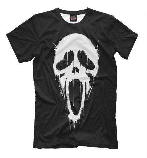 Футболка Print Bar Крик футболка рингер printio крик scream