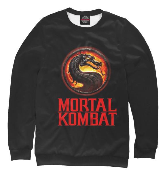 Купить Женский свитшот Mortal Kombat MKB-806346-swi-1