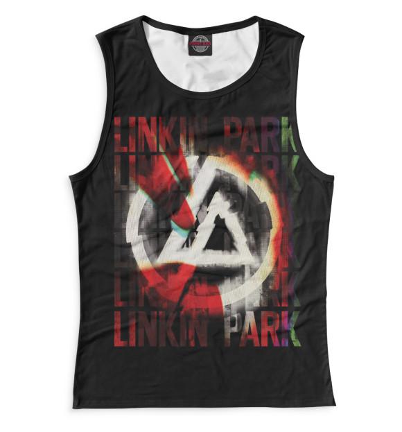 Купить Майка для девочки Linkin Park LIN-676328-may-1