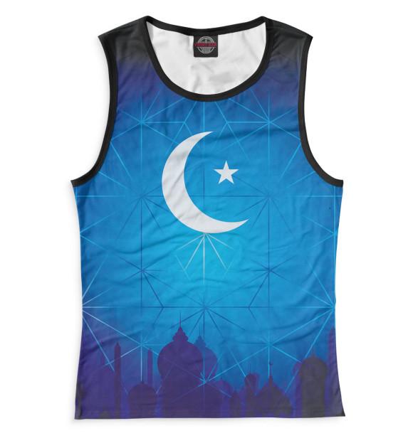 Купить Майка для девочки Ислам ISL-641441-may-1