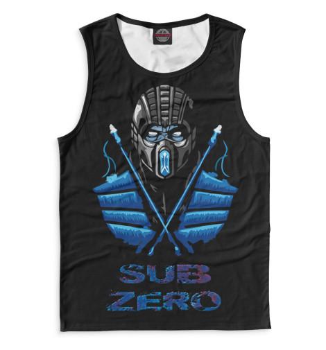 Мужская майка Sub-Zero
