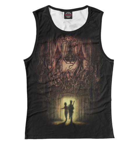 Майка Print Bar Silent Hill 2 майка print bar silent hill 3