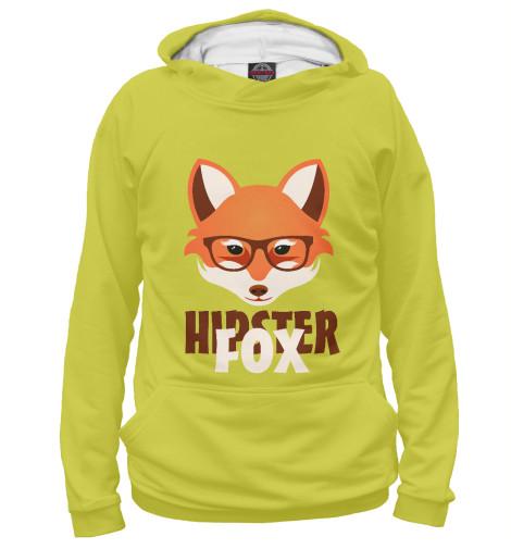 Худи Print Bar Hipster Fox