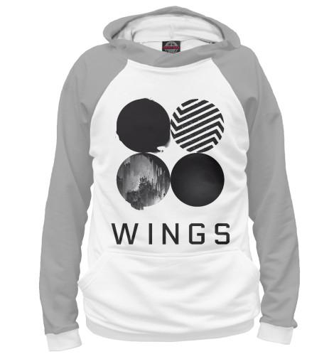 Мужское худи Wings BTS KPP-850717-hud-2  - купить со скидкой