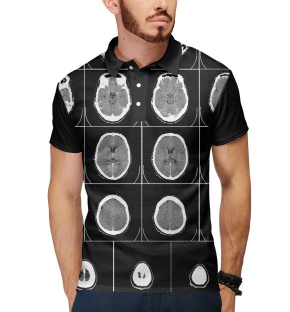 Купить Поло для мальчика Компьютерная томография VRC-167732-pol-2