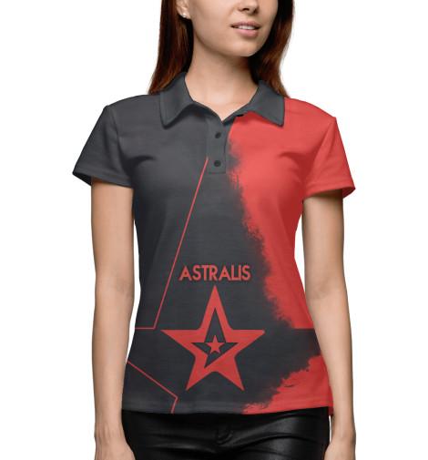 Поло Print Bar Astralis поло print bar astralis logo