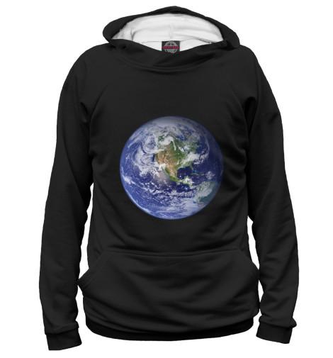 Худи Print Bar Планета Земля елена качур планета земля