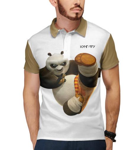 Поло Print Bar Кунг-фу панда unice кунг фу панда