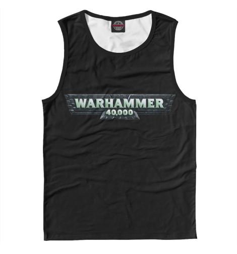 Майка Print Bar Warhammer 40000