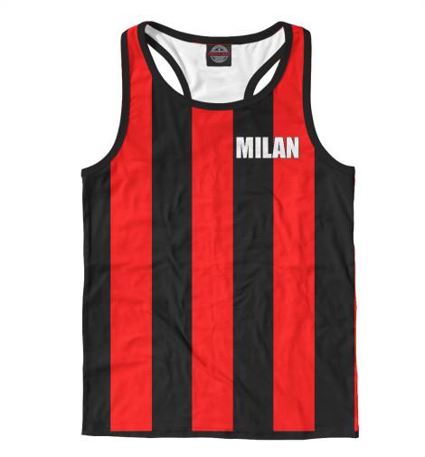 Майка борцовка Print Bar AC Milan adidas ac milan гетры