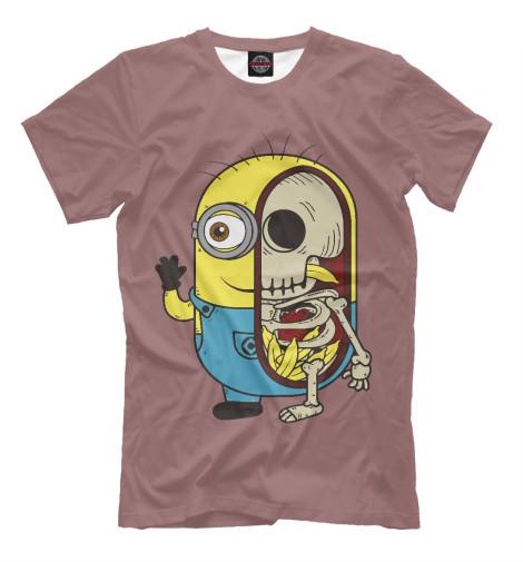 Футболка Print Bar Minion Body футболка print bar minion mummy