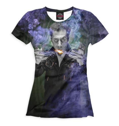 Женская футболка Серж Танкян