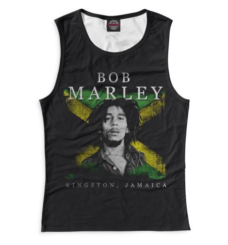 Женская майка Bob Marley