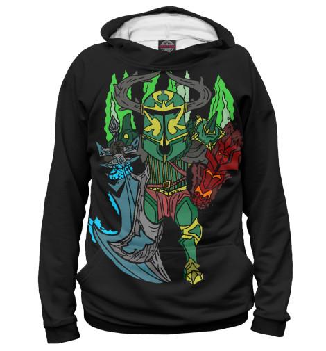 Худи Print Bar Фан арт Wraith King худи print bar m4a4 dragon king
