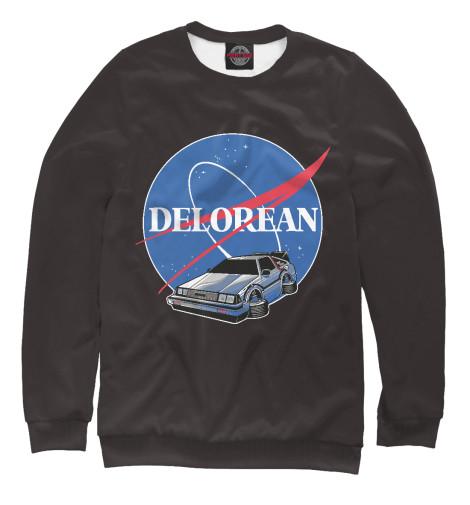 Свитшот Print Bar NASA Delorean