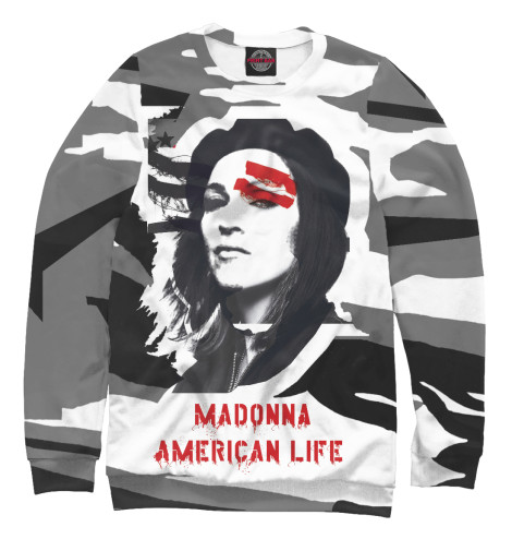 Свитшот Print Bar American Life свитшот print bar spring to life