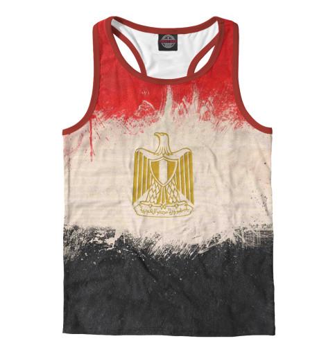 Майка борцовка Print Bar Египет египет путеводитель выпуск 328