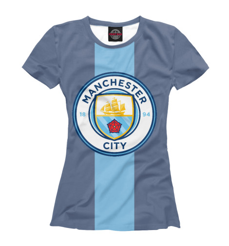 Футболка Print Bar Манчестер Сити