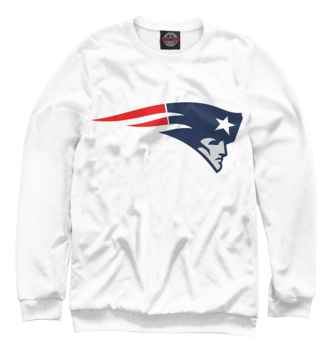 Свитшот Print Bar New England Patriots поло print bar new england patriots