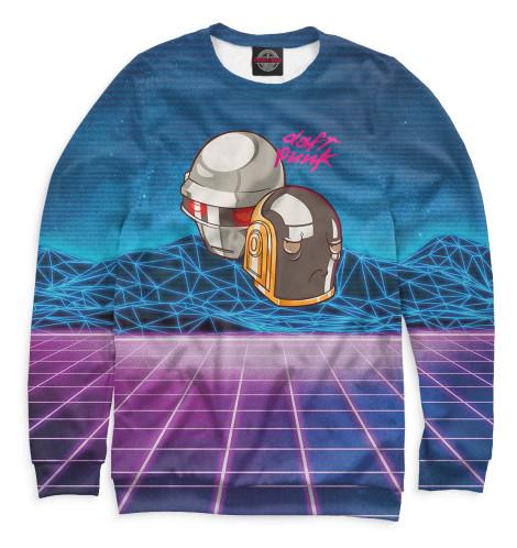 Купить Мужской свитшот Daft Punk DFP-526325-swi-2
