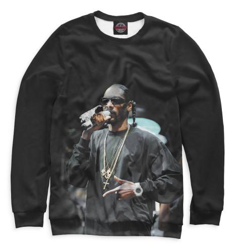 Женский свитшот Snoop Dogg
