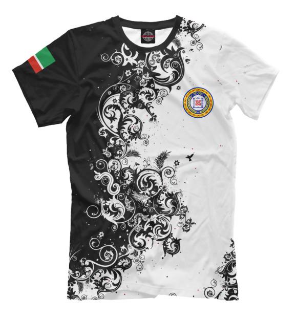 Мужская футболка Грозный ISL-281405-fut-2  - купить со скидкой