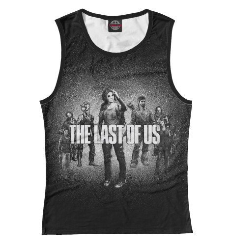 Майка Print Bar The Last of Us худи print bar the last of us