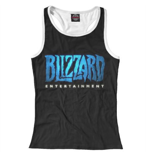 Майка борцовка Print Bar Blizzard Entertainment майка борцовка print bar our last night