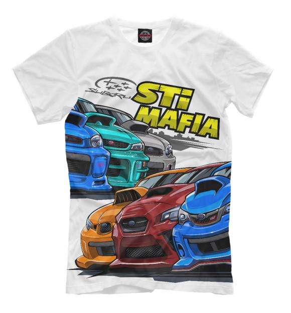 Купить Мужская футболка Stimafia SBR-960791-fut-2