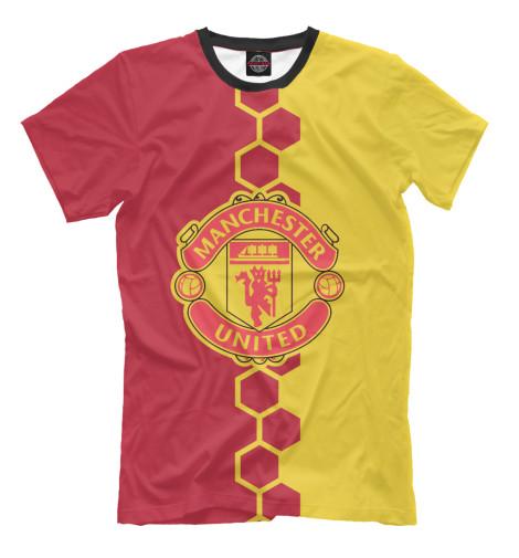 все цены на Футболка Print Bar Manchester United