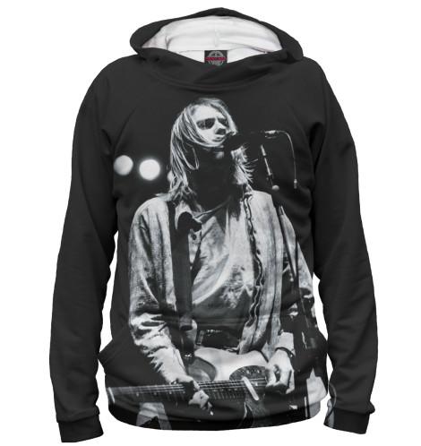 Женское худи Kurt Cobain