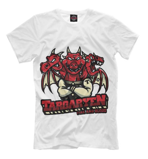 Купить Мужская футболка Дом Таргариенов IGR-741662-fut-2