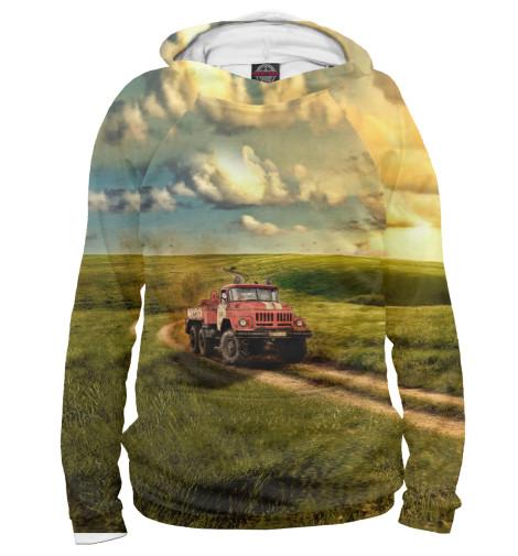 Купить Худи для девочки Пожарная машина MCS-477855-hud-1