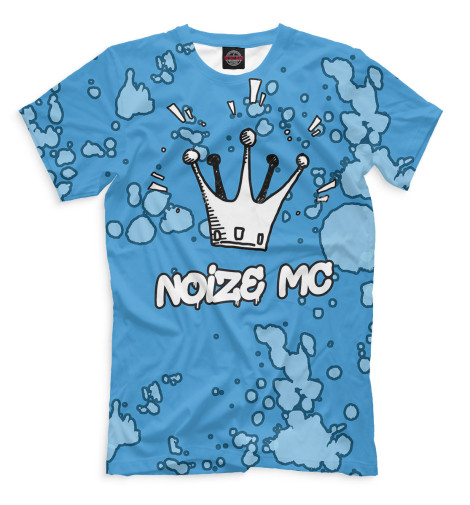Купить Футболка для мальчиков Noize MC NMC-629149-fut-2