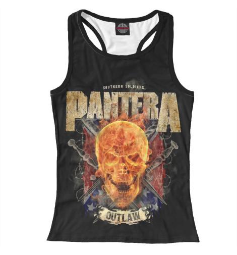Майка борцовка Print Bar Pantera свитшот print bar pantera