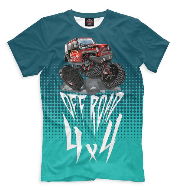 Купить Мужская футболка Off Road OUT-111944-fut-2